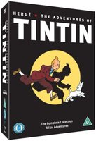 The Adventures Of Tintin - The Complete Collection (DVD, Boxed set): Colin O'Meara, David Fox, Wayne Robson, John Stocker,...