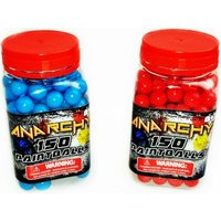 Anarchy Paintball Refill (150 Pieces | Supplied Colours May Vary):
