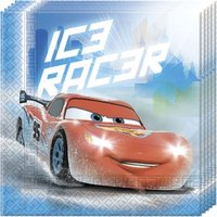 Disney Cars Ice Racer 2-Ply Paper Napkins (20 Pack):