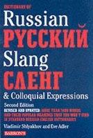 Dictionary of Russian Slang (Paperback, Revised edition): Shlyakhov, Adler