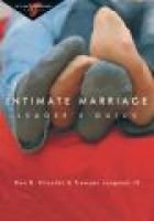 Intimate Marriage (Paperback, Leader's Guide): Dan B Allender, Tremper Longman