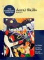 The Musician's Guide to Aural Skills, v. 2 (CD-ROM): Joel Phillips, Jane Piper Clendinning, Elizabeth West Marvin
