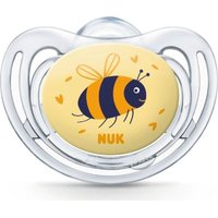 NUK Freestyle Silicone Soother: