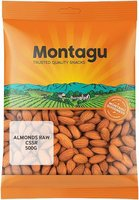 Montagu Almonds - Raw CSSR (500g)(Pack of 6):