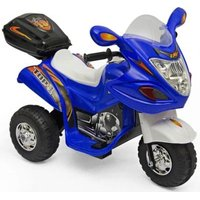 Jeronimo Super Bike (Blue):