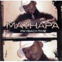 Mathapa - Payback Time (CD): Mathapa