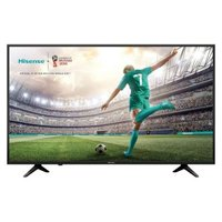 "Hisense LEDN43A6100UW 43"" LED UHD Smart TV:"