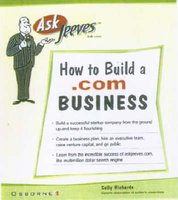 """Ask Jeeves"" - How to Build a Successful .com Business (Hardcover): Sally Richards"