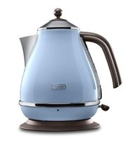 DeLonghi Vintage Icona Kettle 1.7L (Sky Blue):
