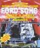 How to Build and Power Tune Ford Pinto Engines (including Cosworth) (Paperback, 2Rev ed): Des Hammill