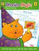 Phonics Magic 3 (Paperback, illustrated edition): Brighter Vision
