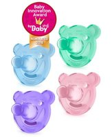 Philips Avent Soothie 0-3 Months - 2 Pack (Colour Supplied May Vary):