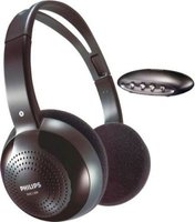 Philips SHC1300 IR Wireless Headphones: