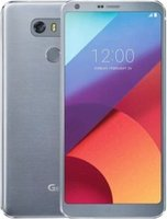 "LG G6 Ice Platinum 5.1"" Quad-Core Smartphone with LTE:"