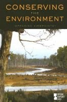 Conserving the Environment (Hardcover): Douglas Dupler