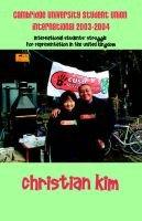 Cambridge University Student Union International 2003-2004 - International Students' Struggle for Representation in the...