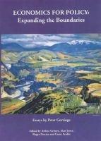 Economics for Policy - Expanding the Boundaries (Paperback): Peter Gorringe