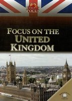 Focus on the United Kingdom (Hardcover, Library binding): Alex Woolf
