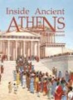 Inside Ancient Athens (Hardcover, Library binding): Fiona Macdonald