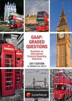 GAAP Graded Questions 2017 (Paperback): Dave Kolitz, Cathrynne Service