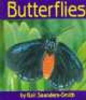 Butterflies (Hardcover, Library binding): Gail Saunders-Smith