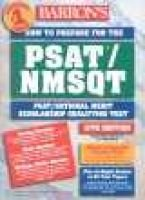 Pass Key to the PSAT/NMSQT (Paperback, 11th Revised edition): Sharon Weiner Green, Ira K Wolf