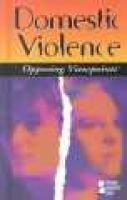 Domestic Violence (Hardcover): Tamara L. Roleff