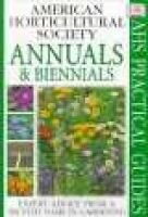 Annuals & biennials (Paperback, 1st American ed): Christopher Grey-Wilson