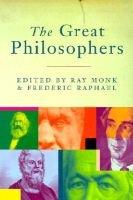 Great Philosophers (Hardcover): Monk & Raphael