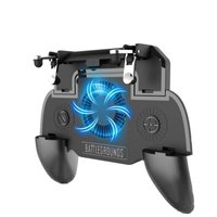 Fortnite and PUBG Game Controller Gamepad with Triggers for Mobile Phone and Tablet (Black):
