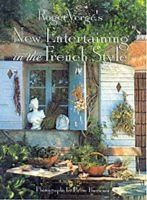 Roger Verge's New Entertaining in the French Style (Hardcover, New U.S. ed. /): Roger Verge, Pierre Hussenot