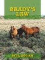 Brady's Law (Large print, Hardcover, large type edition): Bill Dugan