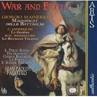 Various Artists - War and Faith (Fagotto, Ensemble Il Suonar Parlante) (CD): By: Gianpaolo Fagotto, Daltrocantro, Il Terzo...