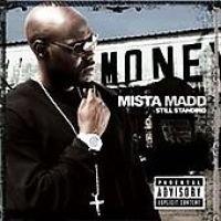 Mista Madd - Still Standing St (CD): Mista Madd