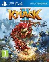 Knack 2 (PlayStation 4, Blu-ray disc):