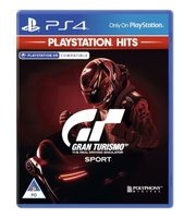 Gran Turismo Sport - PlayStation Hits (PlayStation 4):