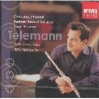 Telemann / Pahud / Berlin Baroque Solois - Flute Concertos (CD): Various Artists, Telemann / Pahud / Berlin Baroque Solois