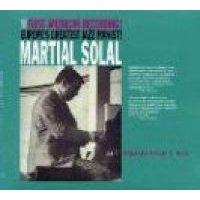 Martial Solal - At Newport (CD, Rmst): Martial Solal