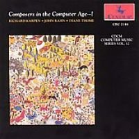 Computer Music 12: Composers (CD): Various Artists