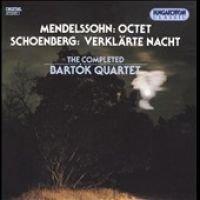 Various Artists - Schoenberg (CD): Mendelssohn / Bartok Quartet, Mendelssohn, Bartok Quartet