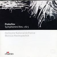 By:Prokofiev - Symphonies Nos. 1 and 5 (Rostropovich) (CD): By:Prokofiev