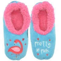 Snoozies!® Pink Flamingos: