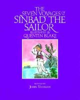 The Seven Voyages of Sinbad the Sailor (Hardcover, Library binding): John Yeoman