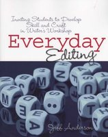 Everyday Editing (Paperback): Jeff Anderson