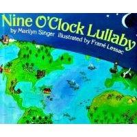 Nine o'Clock Lullaby (Paperback, Reprinted edition): Marilyn Singer