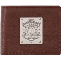 Blessed Is The Man Jeremiah 17:7 - (Wallet) (Leather / fine binding):