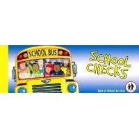 School Checks (Paperback): Design 23, Michael O'Mara Books UK