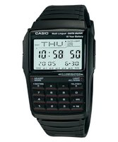 Casio DATA BANK DBC-32-1A Watch: