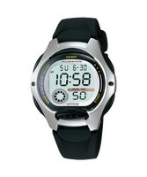 Casio LW-200-1AV Watch with 10-Year Battery: