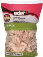 Weber Apple Fire spice chips: